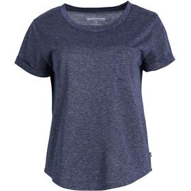 United By Blue Standard SS Standard Pocket Tee Women Blue